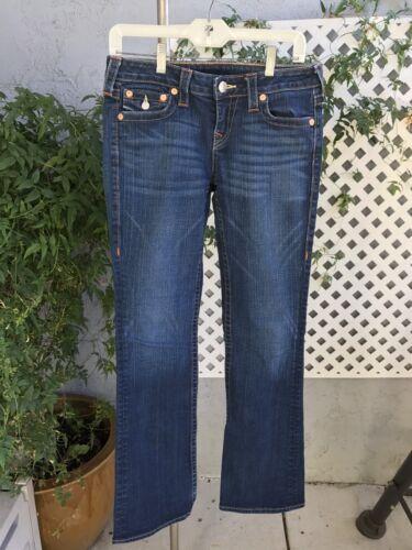Becky scuri 29 Stretch True taglia Religion Jeans Boot Cut 5PxUv