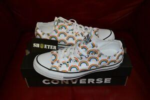 Converse-Chuck-Taylor-All-Star-Low-Rainbow-Gay-Pride-2019-BETRUE-Men-039-s-Women-039-s