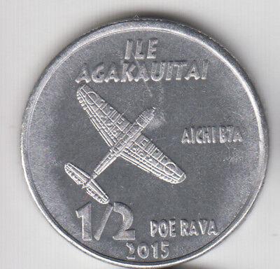 FRENCH PACIFIC MOHO TANI unusual Alu Ø20mm ½ Poe Rava 2015 Plane Grumann JRF