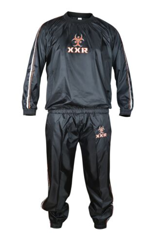 Sweat Suit Sauna Exercise Gym Suit Fitness Heavy Duty xxr Weight Loss Anti-Rip