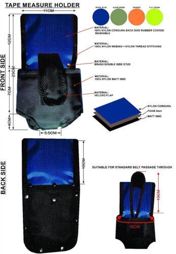 Pouch for Naylon Tool Belt Scaffolding Large Tape Holder Pocket