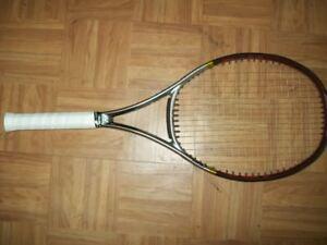 Yonex NanoSpeed RQ 7 MP 100 head 4 5/8 grip Tennis Racquet ...