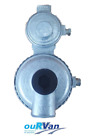 1 x NEW Marshall Dual Stage Caravan Gas Regulator Two Stage Suit Jayco 195MJ Reg