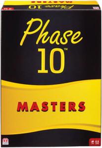 juego de cartas Mattel fpw38-fase 10 nuevo//en el embalaje original
