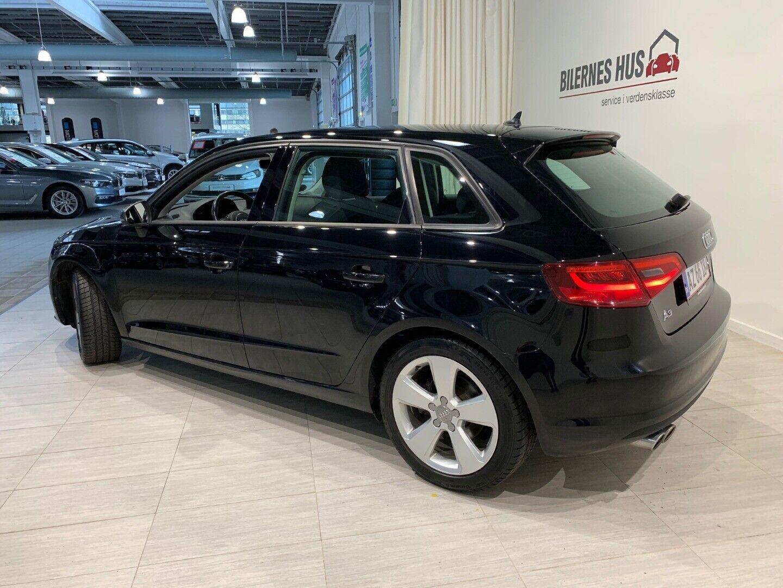 Audi A3 2,0 TDi 150 Ambition Sportback - billede 1