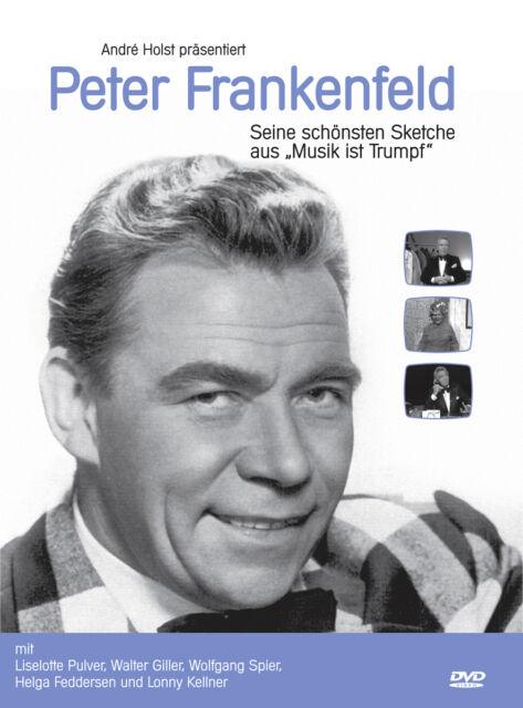 DVD Peter Frankenfeld Seine Schönsten Sketche aus Musik ist Trumpf