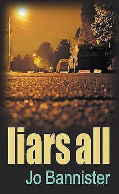 "1 of 1 - ""VERY GOOD"" Jo Bannister, Liars All, Book"