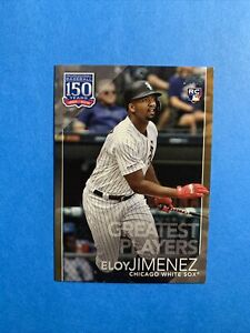 2019-Topps-Update-Eloy-Jimenez-150-Greatest-Players-Gold-Parallel-RC-039-d-50
