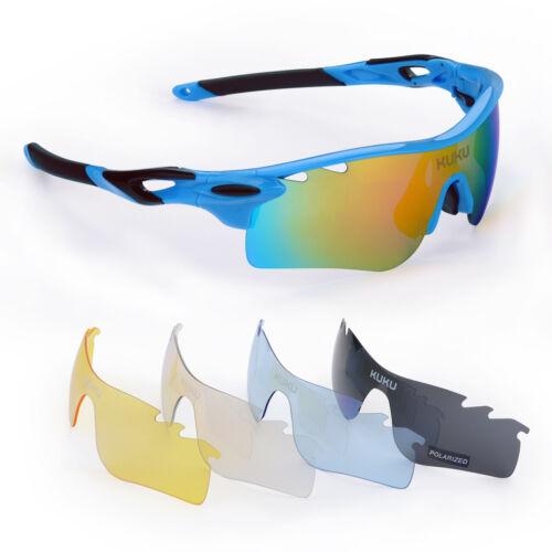 UV400 Outdoor Sport Cycling Bicycle Bike Riding Sun Glasses Eyewear Goggle Lens