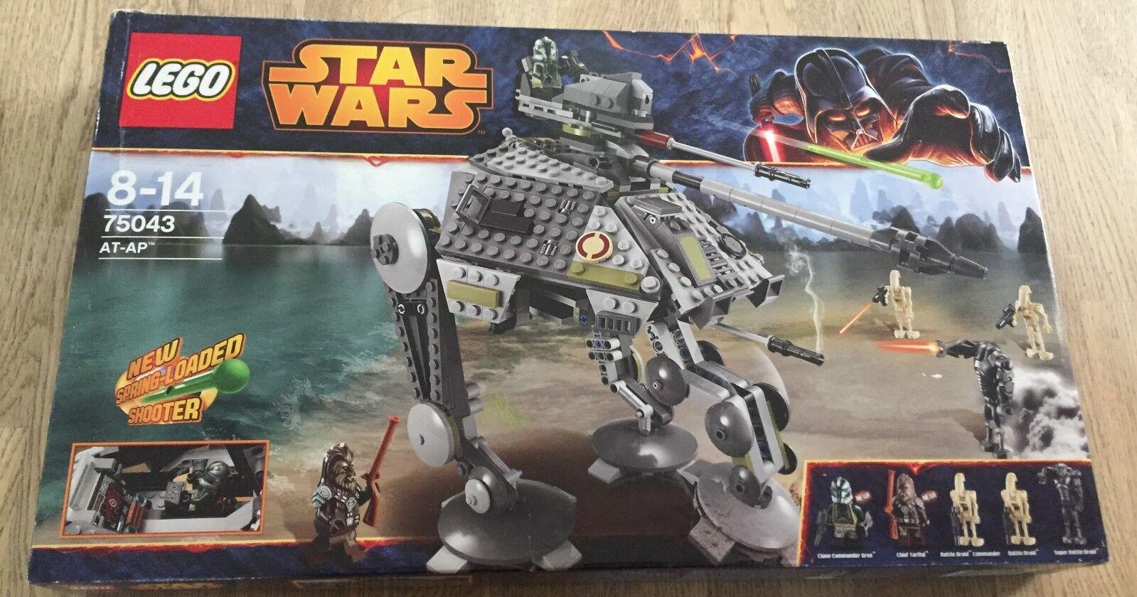 LEGO  estrella guerras 75043-AT-AP NUOVO scatola originale GREE Tarfful Wookie SUPER BATTLE DROID  grande sconto