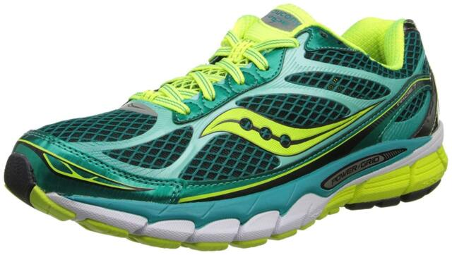 a5360b2618e Saucony Ride 7 Women s Size 8 Running Shoes Green Citron S10241-4 ...