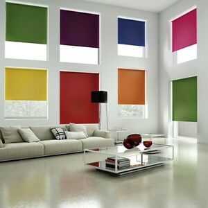 Roller Blinds Made To Measure Child Safe Cheapest On Ebay