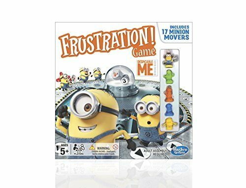 Hasbro Despicable Me Frustration Board Game