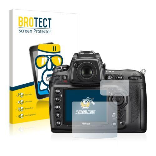 Película Protectora De Pantalla de Vidrio Nikon D700 Protección