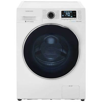 Samsung WD90J6410AW Ecobubble Free Standing 9Kg 1400 Spin Washer Dryer White