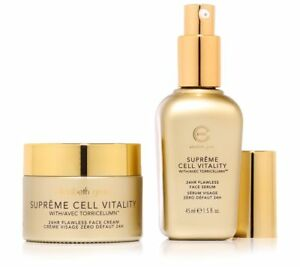 Buy 1, Donate 1 to Charity! ELIZABETH GRANT Supreme Cell Vitality 24HR DUO