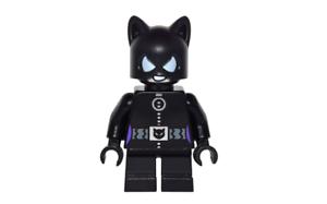Genuine LEGO DC Super-Héros Catwoman Jambes Courtes Mini Figure sh243 Set 76061