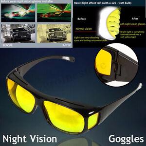 Night-Optic-Vision-Driving-Anti-Glare-HD-Glasses-UV-Protection-Eyeglasses