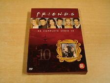 3-DISC DVD BOX / FRIENDS - DE COMPLETE SERIE 10
