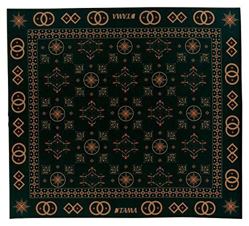 Tama TDR-OR Drum Rug None Slip Rubber Bottom Oriental Pattern Design