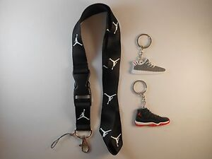 Jordan-lanyard-with-Jordan-and-Yeezy-Boost-Keychains-Lot-of-3-New