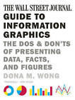 The Wall Street Journal Guide to Information Graphics: The Dos and Don'ts of Presenting Data, Facts, and Figures by Dona M. Wong (Paperback, 2013)