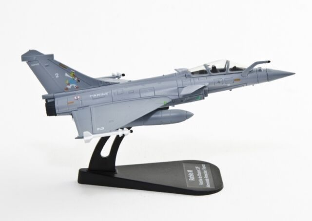 Aviones de Combate Rafale M France 1//100 Italeri Fabbri