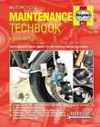 Motorcycle Maintenance Techbook by Editors Of Haynes Manuals (Paperback, 2015)