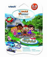 Kids New VTech Disney V Smile Motion Disney Little Einsteins game Children Gift