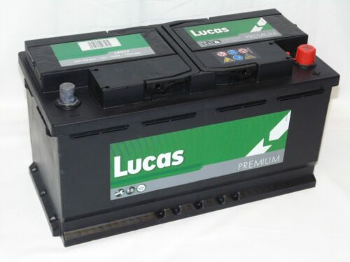 2004- PETROL // DIESEL Car Battery Lucas 017 3/&4 LAND ROVER DISCOVERY III IV