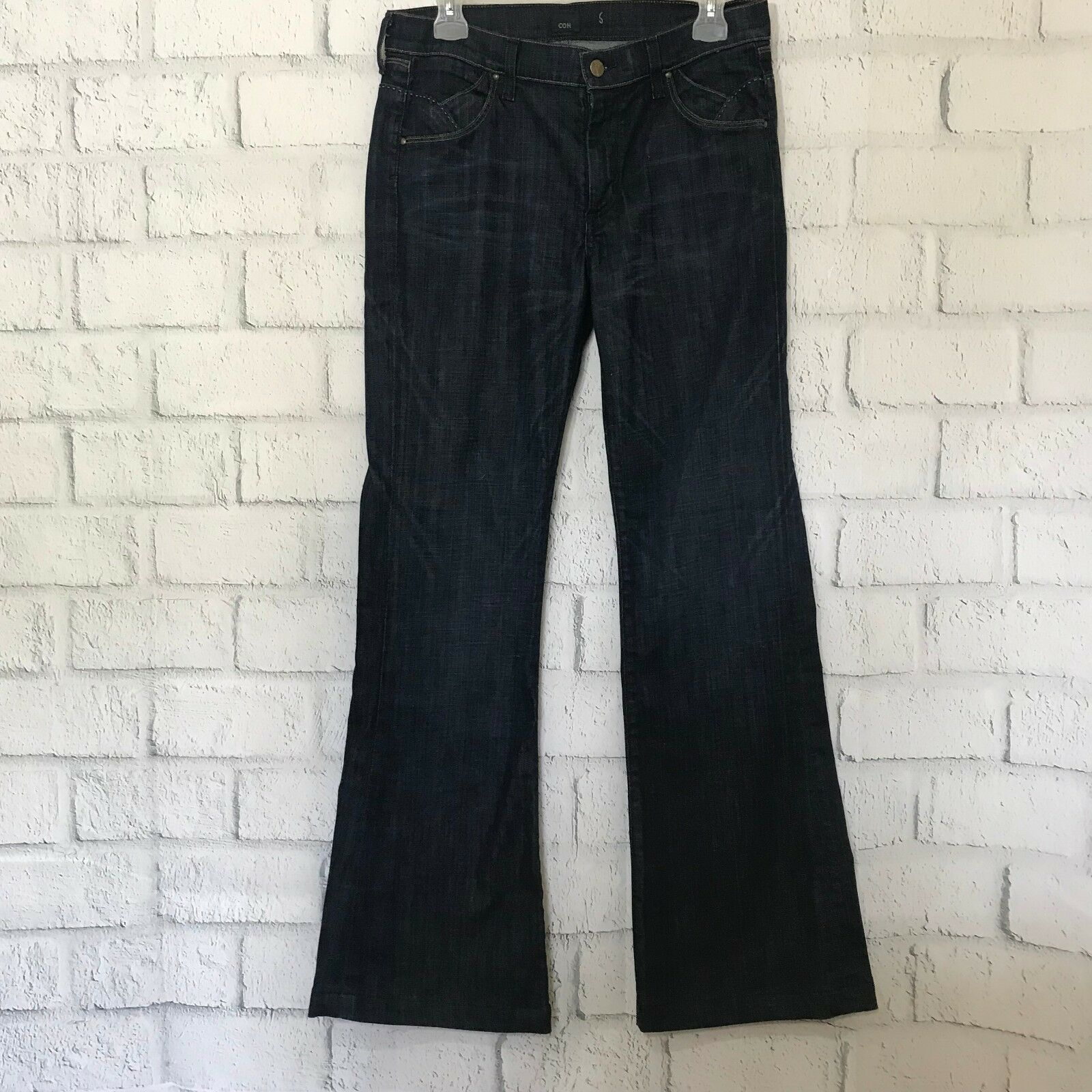Citizens of Humanity Womens Size 30 Jeans Stretch High Rise Wide Leg Flare