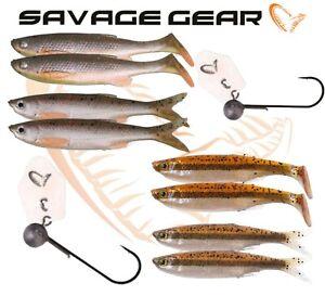 Savage-Gear-Crazy-Blade-Bleak-Kit-Soft-Plastic-Lure-Jig-Head-Predator-Fishing