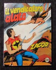 1979 ZAGOR Gigante #169 Italian Comic Book FVF