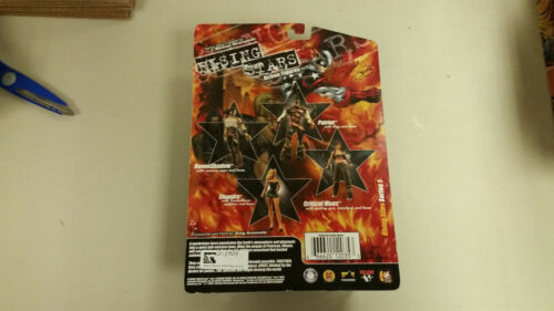 action toys forces dynamiques RISING STARS ravenshadow Figure NEUF!