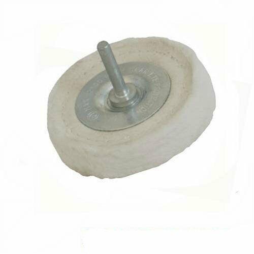 Silverline 675223 Roue de polissage à disques empilés 100 x 12 mm