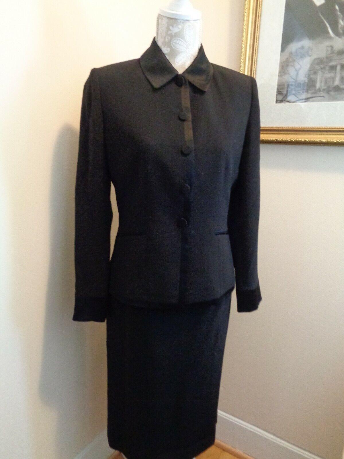 Kasper Petite Skirt Suit