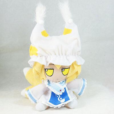 "New Issued Touhou Project  Ran Yakumo ,やくも らん Plush Doll Toy 8""H"
