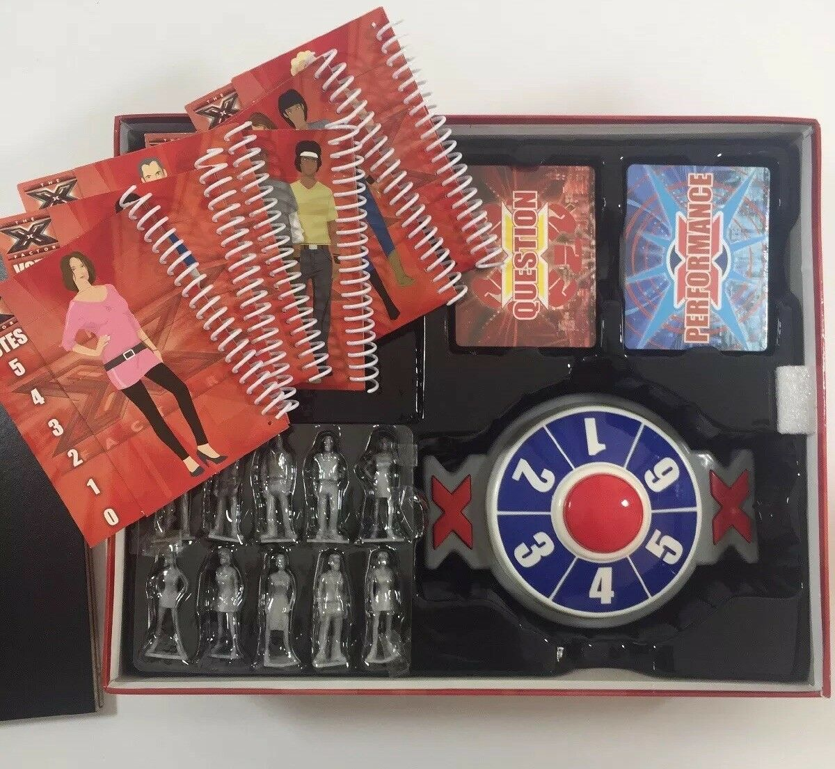 The X Game Factor Board Game X 9b5f8f
