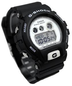 Casio-Orologio-G-shock-luce-a-LED-3-allarmi-Timer-GD-X6900-7ER-Nuovo-di-Zecca
