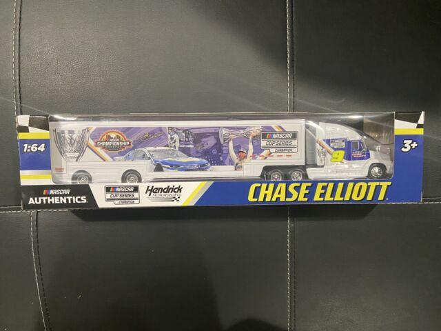 Chase Elliott Hauler Champion Championship 1/64 Diecast Nascar Authentics 2021