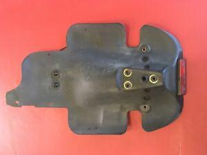 D17 Ducati 996 916 748 998  Heckrahmen  Verkleidung Heckverkleidung unten