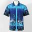 New-LARGE-SIZE-Men-Aloha-Shirt-Cruise-Tropical-Luau-Beach-Hawaiian-Party-Summer thumbnail 14