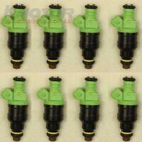Set 8 42lb 440cc Ev1 Fuel Injectors For Ford Mustang Sohc Dohc Gm Lt1 Ls1 Ls6