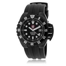 Luminox Sea A.1511 Deep Dive Automatic 1500 Series Men's Black Rubber Watch New