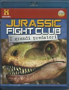 Jurassic-Fight-Club-the-Grandi-Predator-2010-Blu-Ray