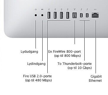 iMac, 27-inch, i7