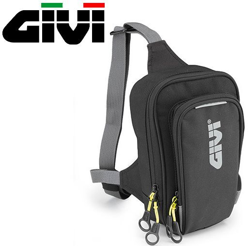 Saddlebag Leg GIVI EA113B Easy Motorbike Portable Smartphone Keys Permit Papers