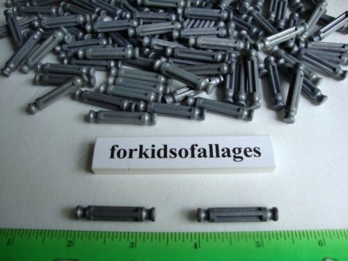 "1000 KNEX METALLIC GRAY//SILVER RODS 1 5//16/"" Bulk Standard K/'nex Parts//Pieces Lot"