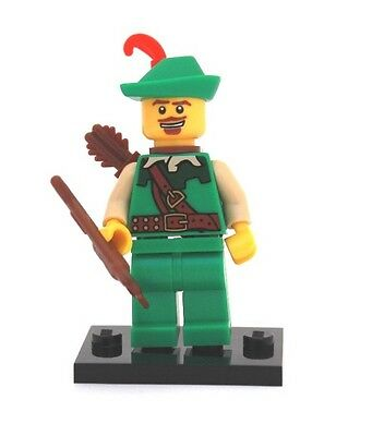 NEW LEGO MINIFIGURE SERIES 1 8683 - Forestman