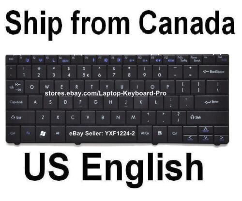 US English Keyboard for Gateway UC73 UC78 UC7308U UC7807U
